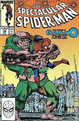 Spectacular Spider-Man #156 (1989) Marvel Comics