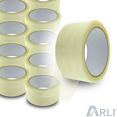 Tape Packing 48 mm PP Adhesive Package 36 72 108 144