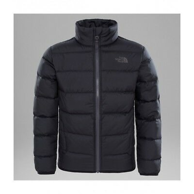 The North Face Boy's Andes Down Jacket (TNF Black)