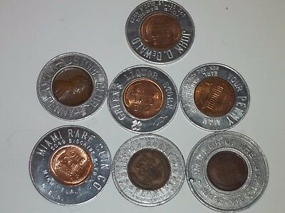 Lucky Penny collection   lot 0f 7 pcs.