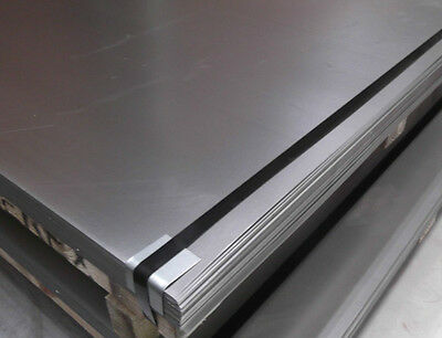 2mm 0.2cm thick Stainless steel 316 2B grade sheet plate blank profile marine