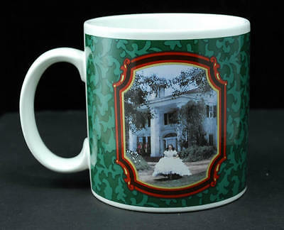 Vtg Gone With The Wind / Tara Coffee, Mug Cup Scarlett Ohara Southern Belle 3.5""