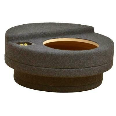 """Universal 18"""" Spare Wheel Fit MDF 10"""" Rear Sub Box Subwoofer Enclosure Bass"""