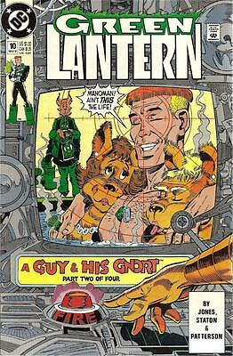 Green Lantern #10, 11 (DC Comics, Vol. 3, 1991) Near Mint