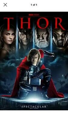 THOR (DVD, 2011) Brand New. Free Shipping.