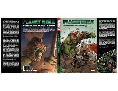 Lcsd 2017 Planet Hulk Ltd Edition Hc
