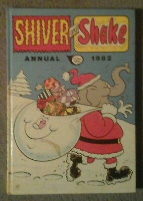 Shiver And Shake Annual 1982