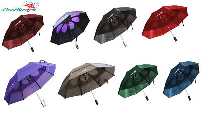 GustBuster Metro 43-Inch Automatic Umbrella, Signature Collection