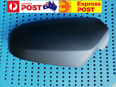 MIRROR COVER CAP HOUSING to suit HOLDEN ASTRA AH 7/2005-8/2009 Black Left side