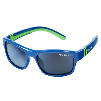 Ugly Fish Boys Pk699 Blue Kids Sunglasses in Blue