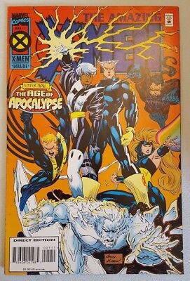 Amazing X-Men #1 of 4 1995 Age of Apocalypse Marvel Comics VF