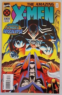 Amazing X-Men #3 of 4 1995 Age of Apocalypse Marvel Comics VF