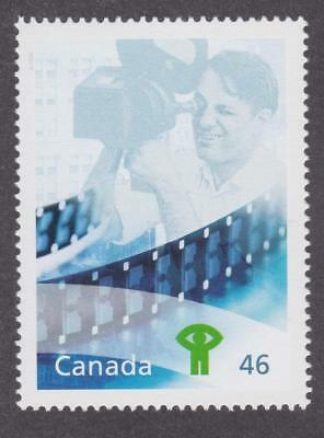 CANADA 2000 Millenium collection #1821c Canadian Talent (Ntl. Film Board)- MNH