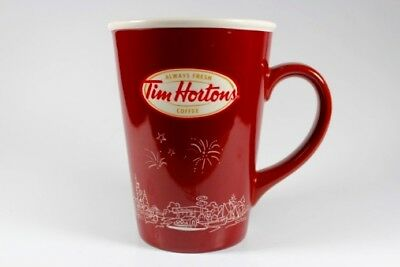 Tim Hortons Limited Edition 2010 Coffee Mug with New York City's Skyline (No 10)