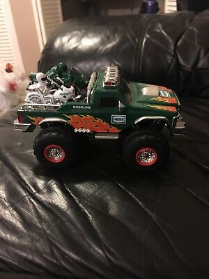 2007 Hess Truck Monster Truck 4X4 & Motorcycles