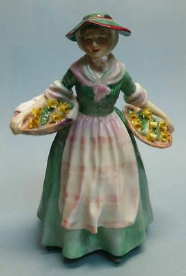 Royal Doulton Figurine - Daffy Down Dilly - Hn1712