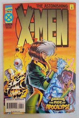 Astonishing X-Men #4 of 4 1995 Age of Apocalypse Marvel Comics VF