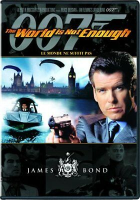 THE WORLD IS NOT ENOUGH (DVD 2007) - PIERCE BROSNAN as JAMES BOND (VIEWED ONCE)