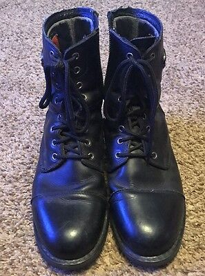 Harley Davidson boots Men's size 10 stock NO. 98003 Nice Boots!