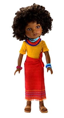 Fashion Doll Hearts For Hearts Girls Rahel from Ethiopia Christmas Holiday Gift