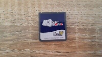 M3 Ds Real Movie Player - M3 Adapter - Nintendo - With 4Gb Memory Card