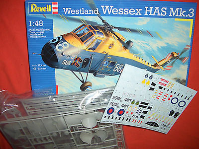 1/48 Revell 04898, Westland WESSEX HAS Mk.3