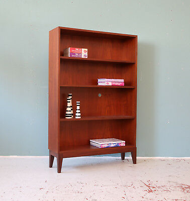 60er OMANN JUN REGAL STANDREGAL BÜCHERREGAL VINTAGE 60s SHELF CABINET