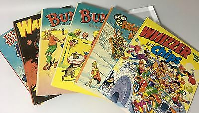 Bunty⭐️warlord⭐️bugs Bunny⭐️whizzer&chips⭐️bash Street Kids⭐️annual⭐️free P&p⭐️