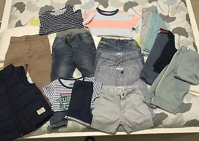 Boys Bundle Size 3-4