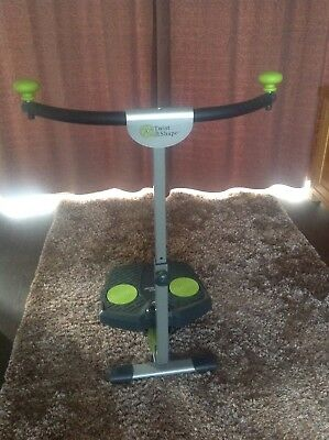 Twist & Shape fitness exerciser. Collection only