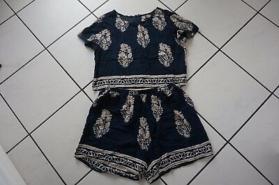 ~ Ladies Shorts and Top Set ~ NWOT ~ Size M ~