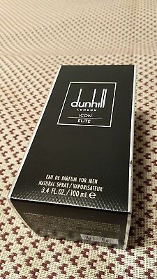 Dunhill Icon Elite Eau De Parfum 100ml EDP Spray