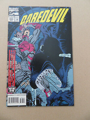 Daredevil 333 . Marvel 1994 . VF
