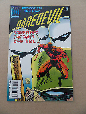 Daredevil 350 . Giant Size . Marvel 1996 . FN / VF