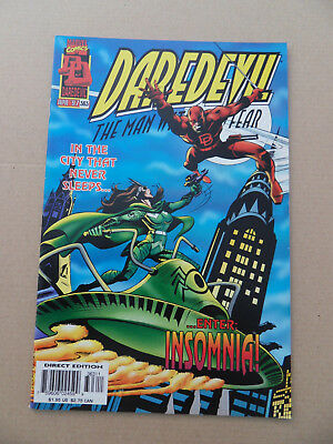 Daredevil 363 . G. Colan . Marvel 1997 . VF