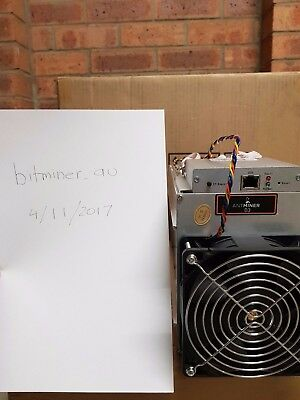 *IN STOCK* Bitmain Antminer D3 x11 19.3GH/s 900w with APW 3++ Power Supply