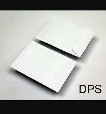 Small White Durable Pocket Envelopes - Pocket Money - Wages - Coin - Seeds - Bea