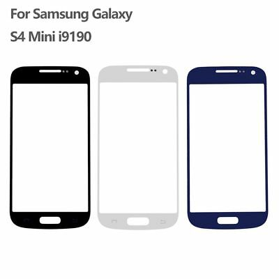 For Samsung Galaxy S4 Mini i9190 Front Outer Lens Glass Touch Screen Replace