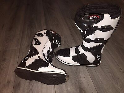 Motocross Stiefel W2 Boots by Wind Trading, Typ E-MX6