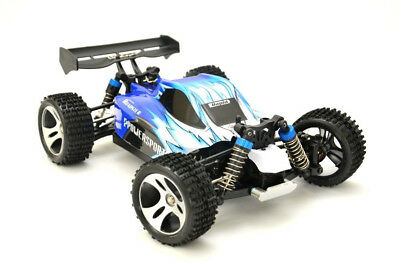 """RC Auto - Buggy """"WL Toys Rapid"""" 1:18 - 4WD - 40 Km/H Schnell Mit LiPo + 2,4Ghz"""