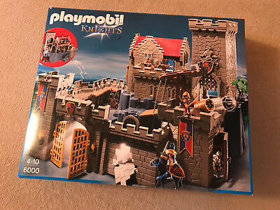 playmobil ritterburg 6000 knights eur 23 44 picclick de. Black Bedroom Furniture Sets. Home Design Ideas