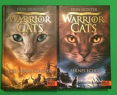 Warrior Cats Staffel 4, Band 1 & 2