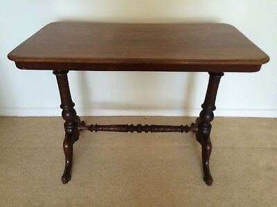 Victorian Stretcher table