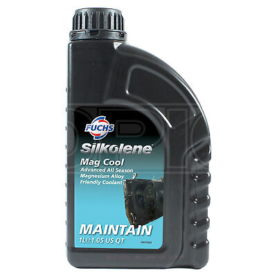 Silkolene MAG COOL long term anti-freeze and coolant 1 Litre 1L PRO COOL