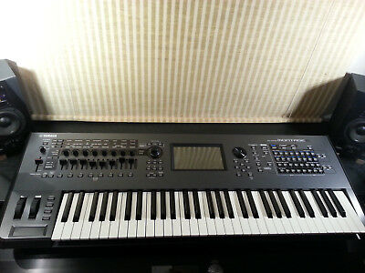 Yamaha Montage 6 Workstation
