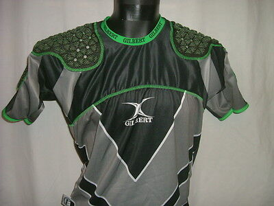 BRAND NEW: Rugby Men's Gilbert X-Act Padded Protection Top/Vest (5) - SIZE XXL