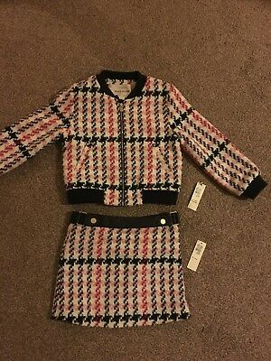 Girls River Island Suit Age 4/5