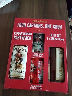 Captain Morgan Partypack
