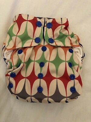 Smart Bottoms 3.1 Cloth Diaper - Retro