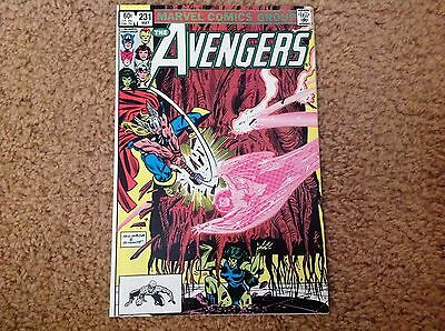 The Avengers #231 (May 1983, Marvel) NO RESERVE, Marvel Comic, Bronze Age, Comic